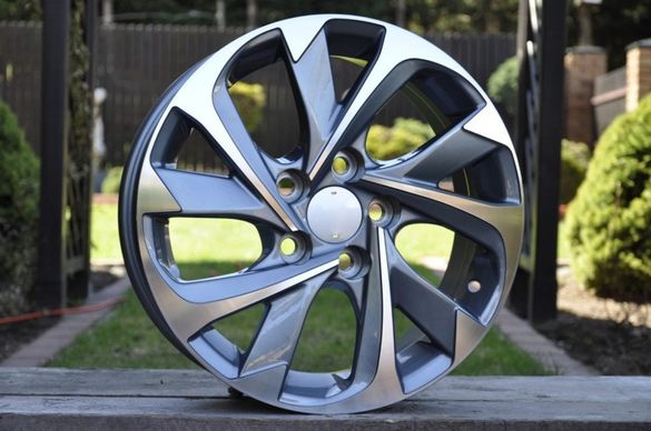 "16"" Джанти Тойота 5X114.3 TOYOTA AURIS AVENSIS RAV4 C-HR Corolla"
