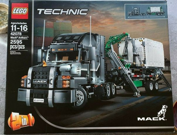 Lego - Technic - 42078 Mack Anthem