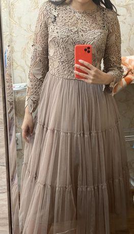 Платье шикарного качества,турецкое!очень милое ,не уйдет из моды!