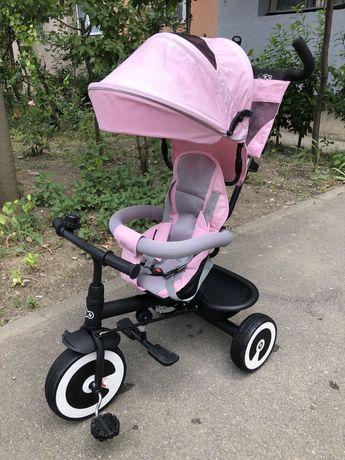Tricicleta fete kinderkraft