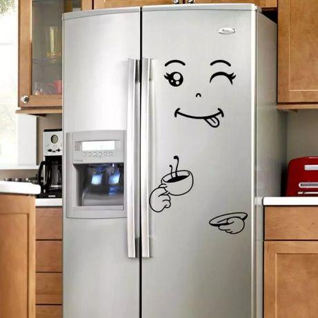 Sticker frigider