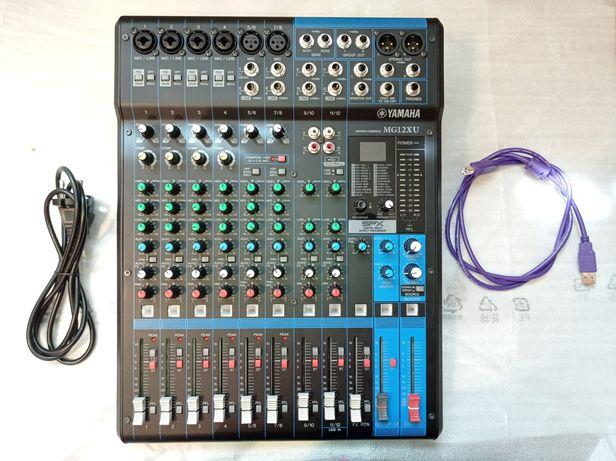 Yamaha mg12xu usb