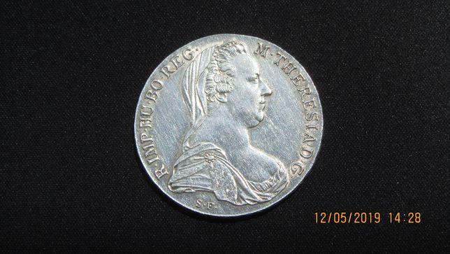 Moneda argint 1 taler 1780