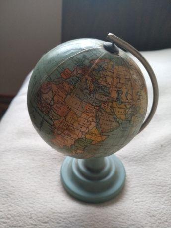 Globul pământesc geografic cu stativ, dimensiunea de 25 cm