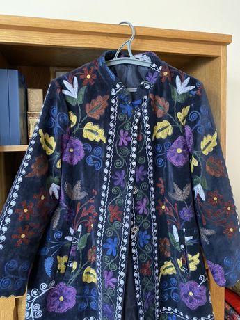 Пиджак сюртук накидка в национальном стиле НОВАЯ