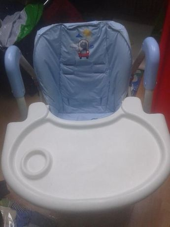 Детски стол за хранене Чиполино Кан Кан - топ цена