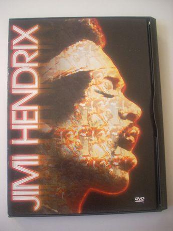Jimi Hendrix DVD диск