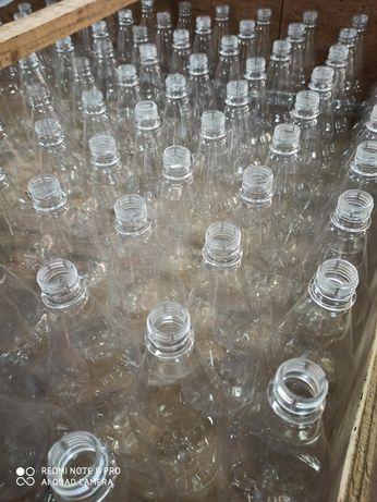 Бутылки ПЭТ для разливных напитков