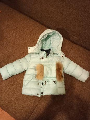 продаю куртку до 1,5-2годика
