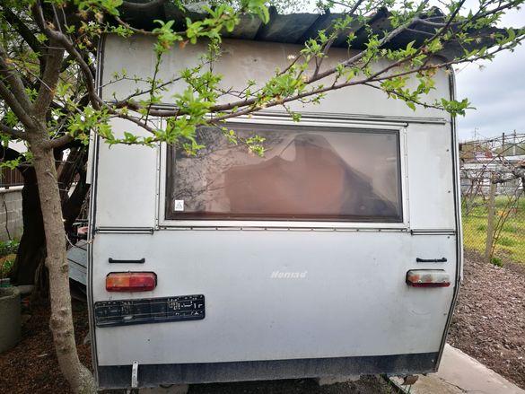 Каравана Nomad Nomad