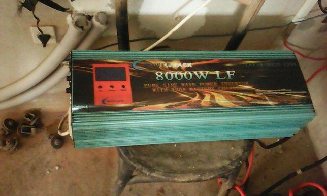 Kit pentru produs energie electrică 230V/8000W.