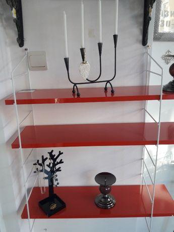 НАМАЛЕНИЕ НА Етажерка от метал и дърво -здрава и удобна