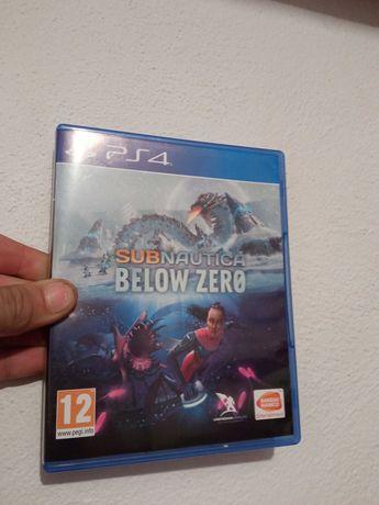Subnautica : Below Zero PS4