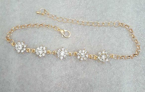 Уникални колиета, гривни, пръстени и комплекти - посребрени/златисти