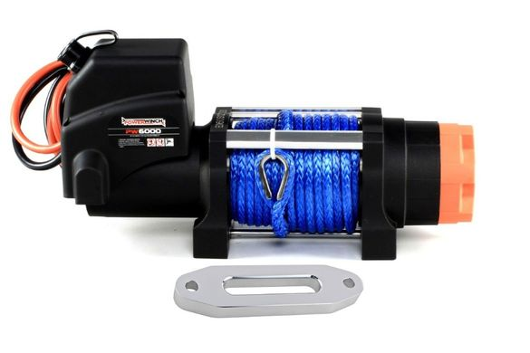 Продавам лебедка 6000lb - 2722 kg - PowerWinch PW6000ESR