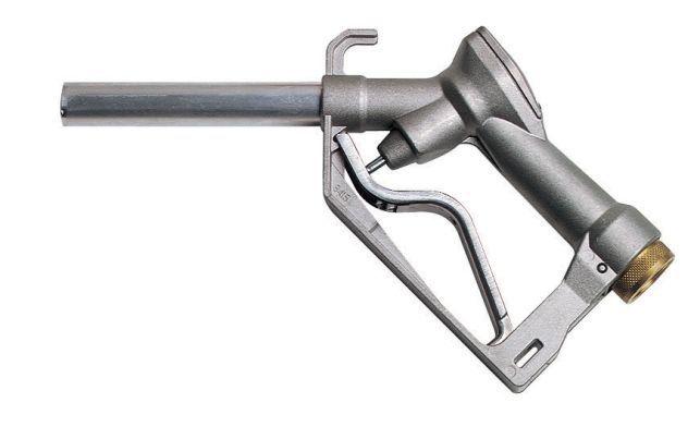 Pistol manual din aluminiu pentru motorina