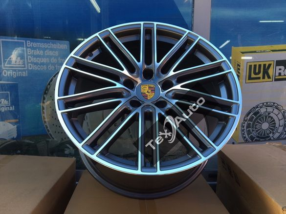 "Джанти за Porsche Panamera 20""21"" Panamera Turbo S / GTS 5x130"