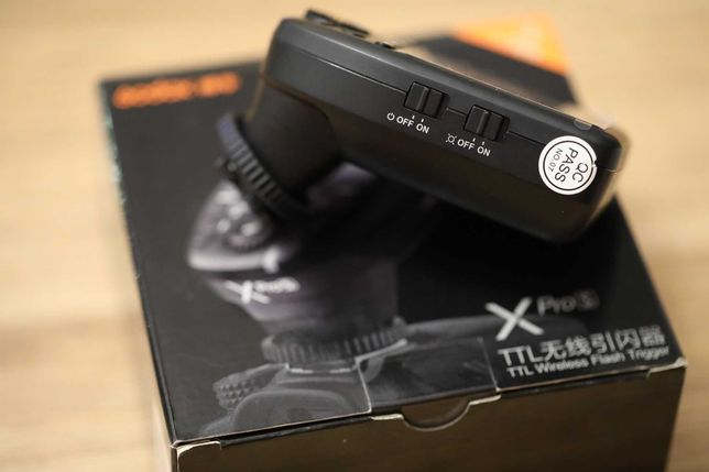 Godox TTL XPRO-S Transmitator/Trigger Wireless Pentru Sony