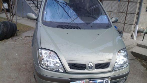 Рено сценик меган Renault Scenic 2,0 16v 2002г продава се на части.