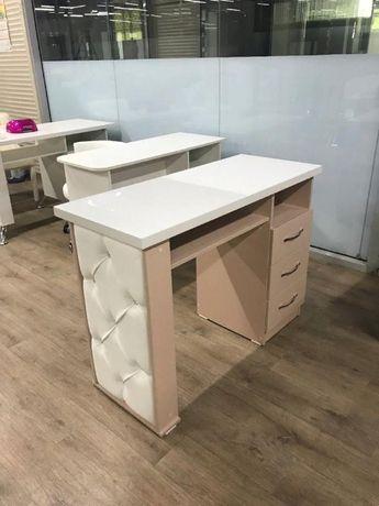 Маникюрные столы в наличии на заказ