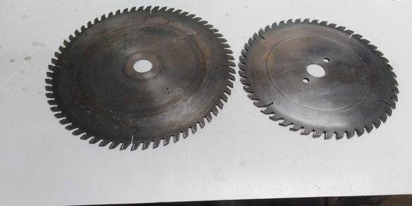 Циркулярни дискове 300 и 250мм - обезшумени