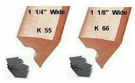 set mante cauciuc profil K55 / K66 sau L pt schimb masa biliard
