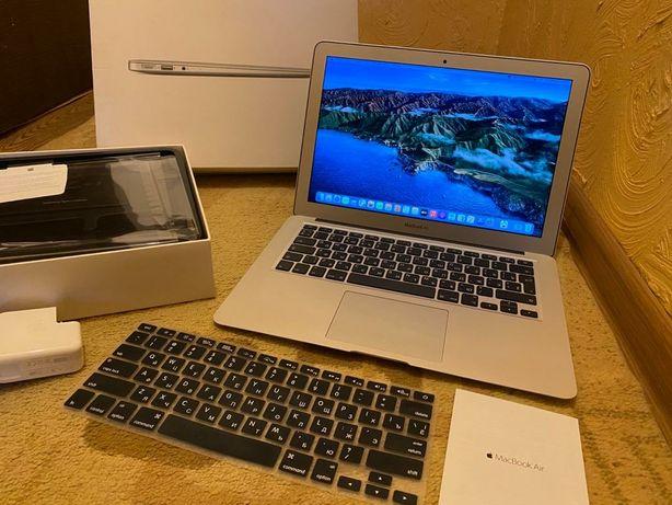 Макбук Эир 13.3 inch , 2018 года ! Идеальный Macbook Air , 180 циклов