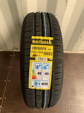 Нови летни гуми ROTALLA SETULA E-RACE RH02 195/65R15 91V DOT21