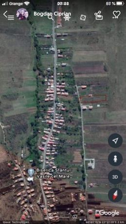 De  vanzare teren in Salicea