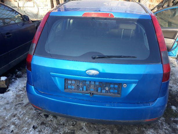 Dezmembrez Ford Fiesta an 2006 motor 1.3 benzina