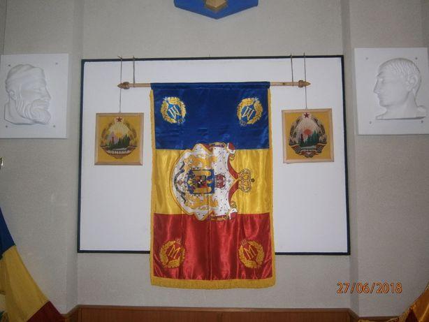 stema RPR- RSR, originala, comunism, Ceausescu, Dej, colectie, rara