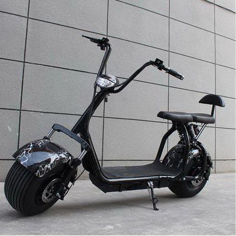 Scuter Harley Trotineta ELECTRICA Scooter Electric City coco E-BIKE
