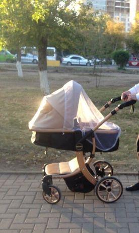 Продаю детскую коляску. Wingoffly 2в1.