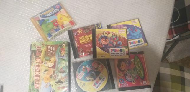 Компьютерные диски для детей