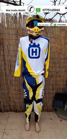 Echipament Combo enduro moto motocross downhill atv  pantaloni bluza