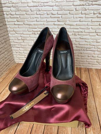 Новые туфли Baldan
