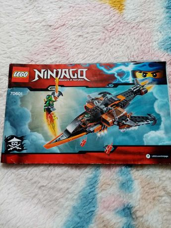 """Set lego Ninjago """"Rechinul cerului"""""""