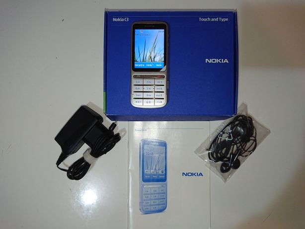 Nokia C3-01 Touch and Type ORIGINAL