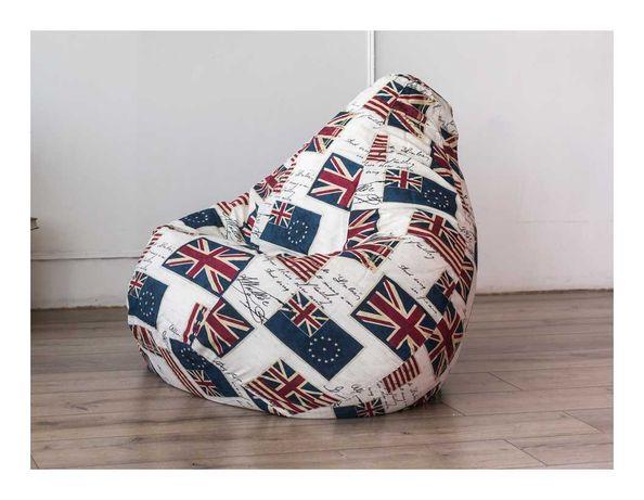 Пуфик, кресло-груша, кресло-мешок, подушка, бескаркасное кресло