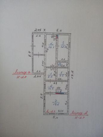 Продам или меняю дом в поселке Родниковка