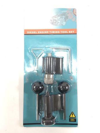 Инструмент за зацепване на дизелов двигател