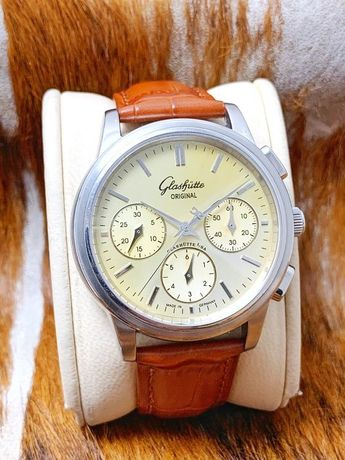 Glashütte Original - Senator Chronograph Automatic