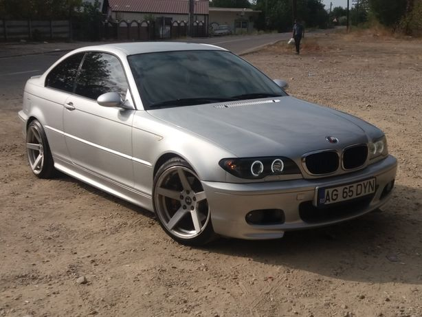 Vand Bmw coupe //M pack 2.0 benzina 143 cp