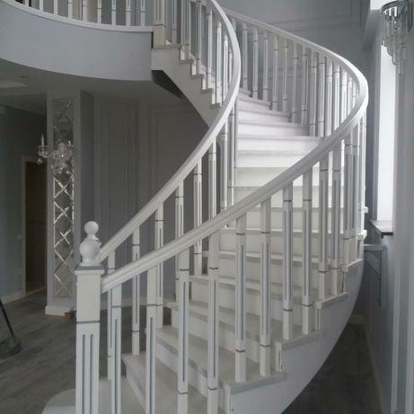 Лестницы. Изготовление и сборка.