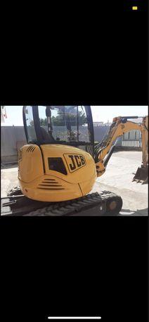 Mini excavator jcb 8030 zts 2010