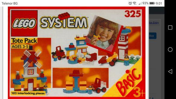 Лего 325 legо basic 325