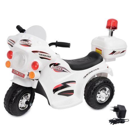 Электромотоцикл, новый, детский мотоцикл на зарядке, машинка детская