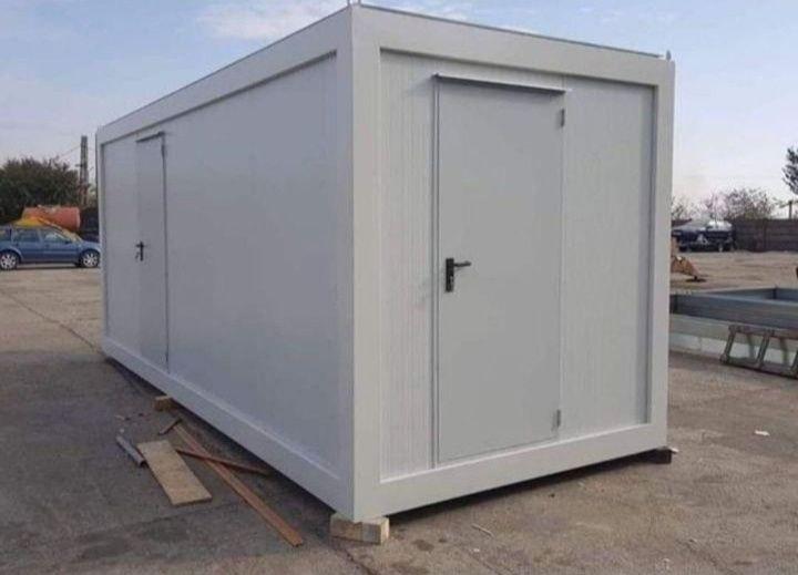 Container birou magazine depozit santier chioșc vestiar cabina de paza Buzau - imagine 1