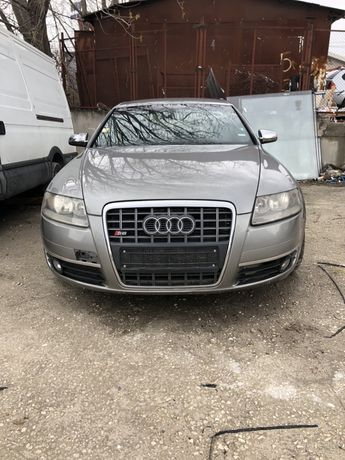 Audi A6 C6 4F S line 2.0TDI Ауди А6 Ц6 4Ф '07г 140кс