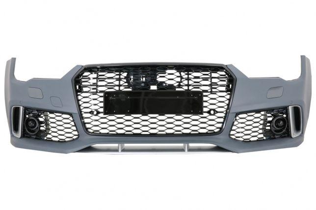 Bara Fata AUDI A7 4G Facelift (2015-2018) RS7 Design cu grile